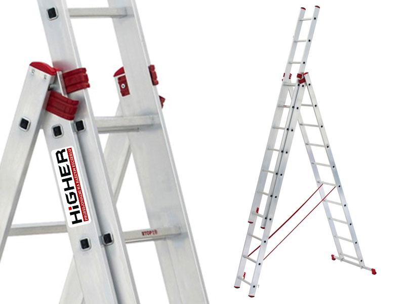 Higher 3x14 (REBRíK HIGHER 3X14 PRIEčOK - 8,72M)